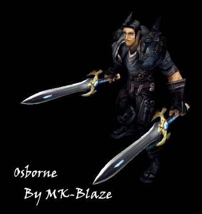 Recopilación de modelos de World of Warcraft para Warcraft III Osborne