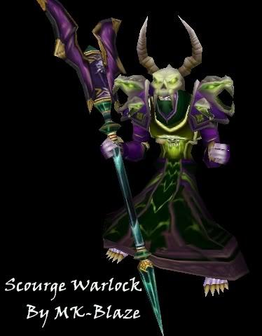 Recopilación de modelos de World of Warcraft para Warcraft III Scourge1
