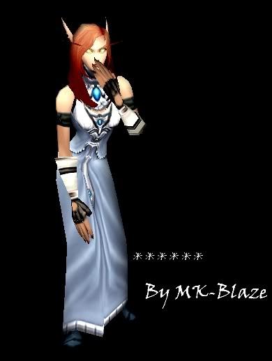 Recopilación de modelos de World of Warcraft para Warcraft III ByBlaze