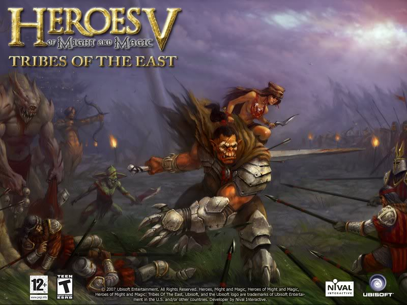 [MF] Heroes of Might and Magic V - Tribes of the East Splasha2