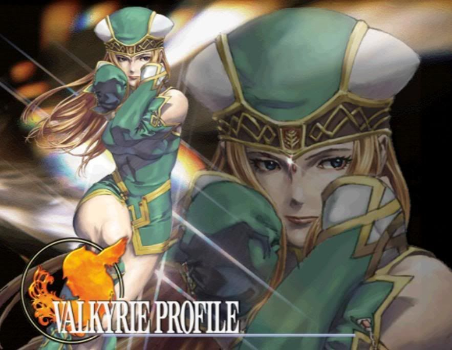 [MF] Valkyrie Profile PS 1 Freya2