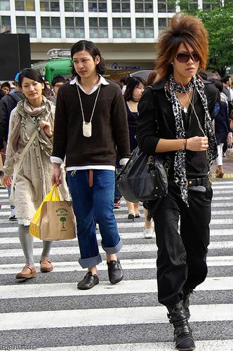 l@s gyarus de japan Onii-kei1