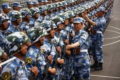 R. P. China - Página 2 Chinese-army-trianing-for-nation-10