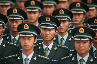 R. P. China - Página 2 Chinese-army-trianing-for-nation-2