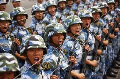 R. P. China - Página 2 Chinese-army-trianing-for-nation-8