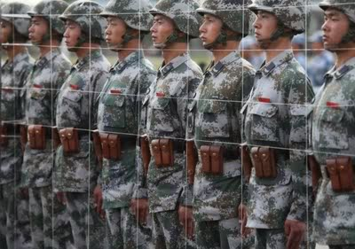 R. P. China - Página 2 Chinese-army-trianing-for-nation-9