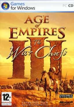 Age of Empires 3 full tek linkli no rapid AgeIIITheWarChiefs