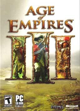 Age of Empires 3 full tek linkli no rapid Aoeiii-cover
