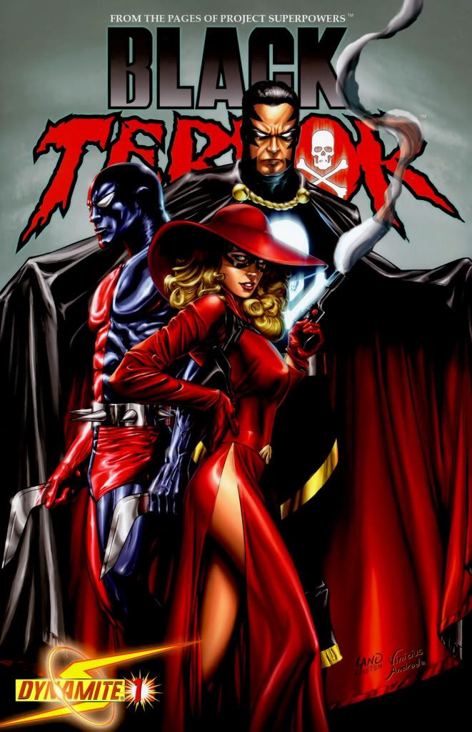 Black Terror #1 BlackTerror-001