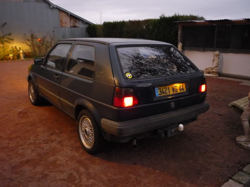 Golf 2 1600D daily projet Oldschool P1010644