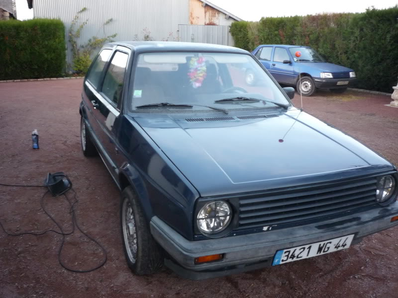 Golf 2 1600D daily projet Oldschool P1010648