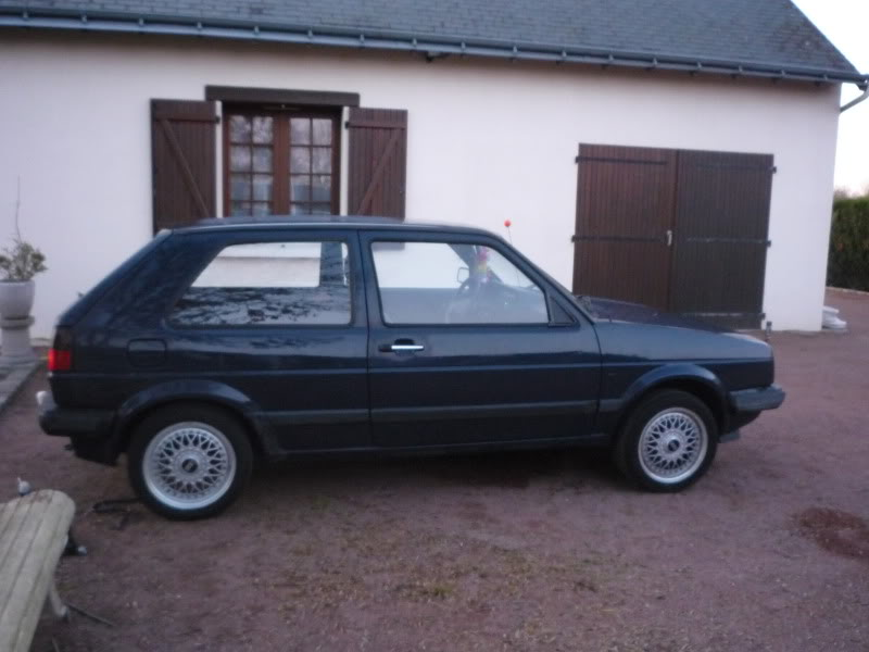 Golf 2 1600D daily projet Oldschool P1010653