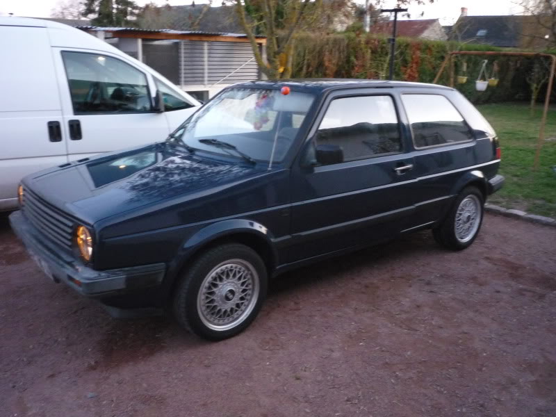 Golf 2 1600D daily projet Oldschool P1010656