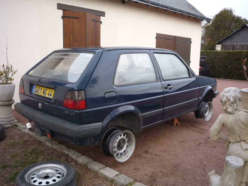 Golf 2 1600D daily projet Oldschool P1010744
