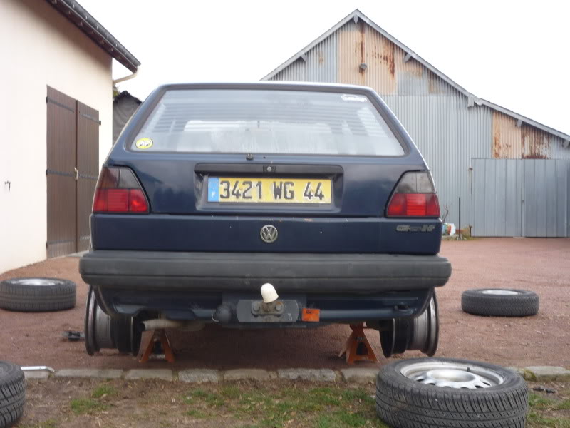 Golf 2 1600D daily projet Oldschool P1010745