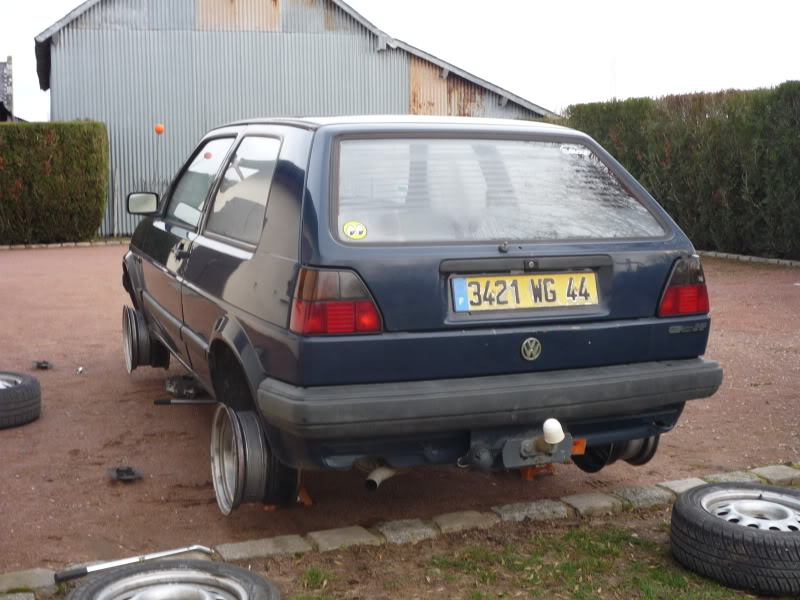 Golf 2 1600D daily projet Oldschool P1010747