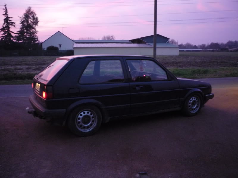 Golf 2 1600D daily projet Oldschool P1010767
