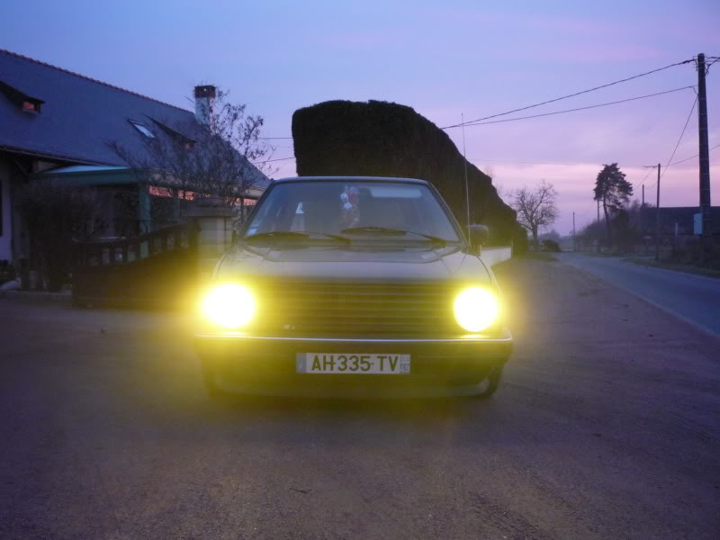 Golf 2 1600D daily projet Oldschool P1010769