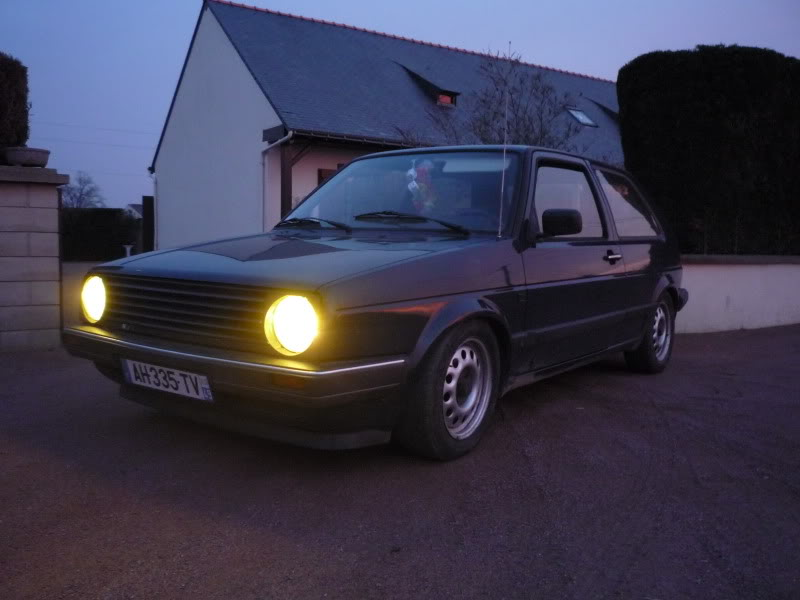 Golf 2 1600D daily projet Oldschool P1010771
