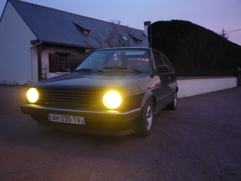 Golf 2 1600D daily projet Oldschool P1010772