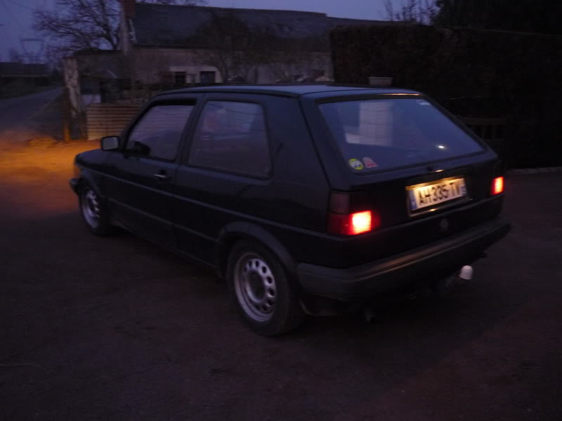 Golf 2 1600D daily projet Oldschool P1010776