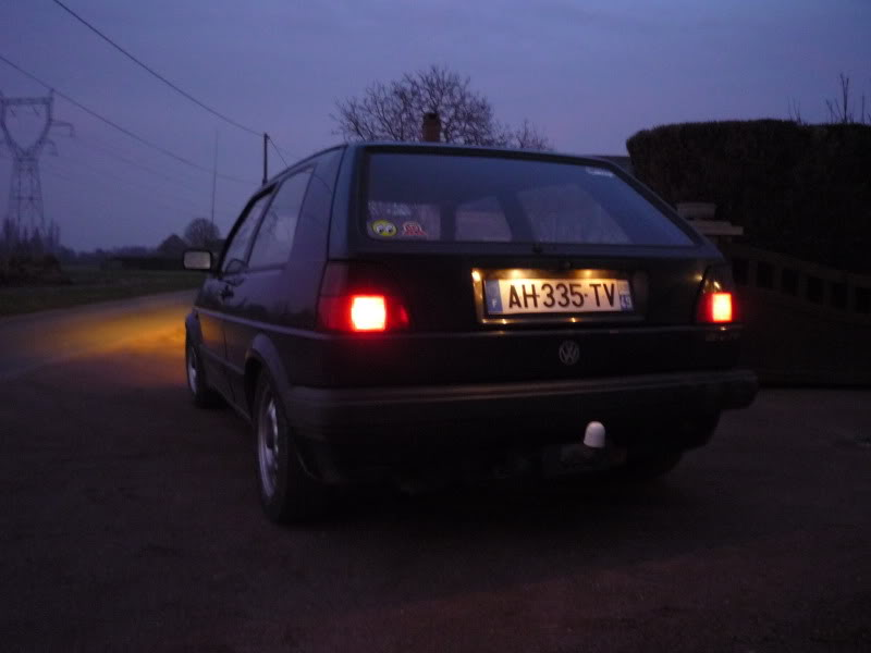 Golf 2 1600D daily projet Oldschool P1010777