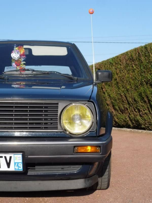 Golf 2 1600D daily projet Oldschool P1020155