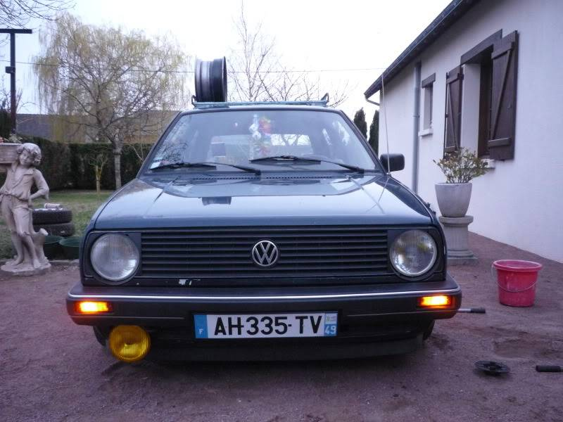 Golf 2 1600D daily projet Oldschool P1020264