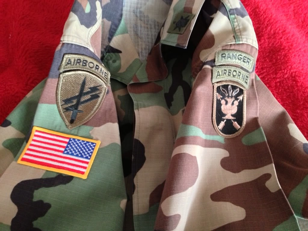Lt. Col Stu Goldsmith Psyops C/O JFK special warfare JFK BDU modified 0F402042-DFAA-4D23-B324-96D54C8EACB1-13236-00000A53AE579E31