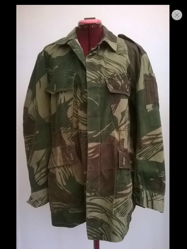 Rhodesian militaria - some items 2882ee760a3721a57b4f0f978b8ac1c4