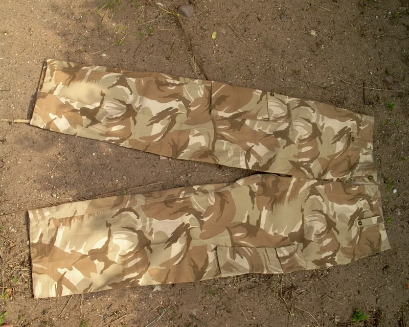 British Desert Trousers. 52652346