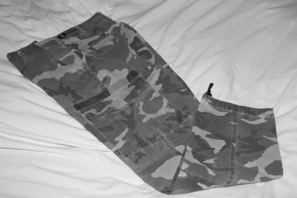 Did the US Army ever experiment with REALTREE Cammo? 6a623a36