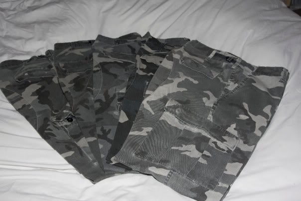 Did the US Army ever experiment with REALTREE Cammo? Ec83de32
