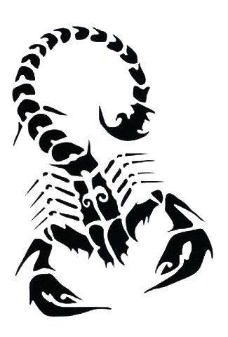 Kamiya (Extinct) Clan Scorpion-Tattoos_07