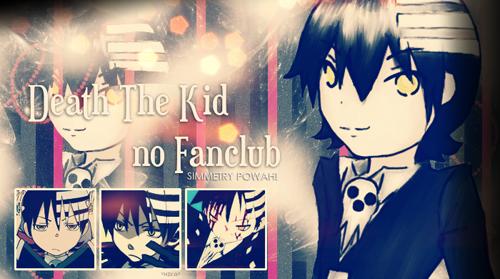 Death the Kid FC ~Symmetry powaa!~ Kidbanner
