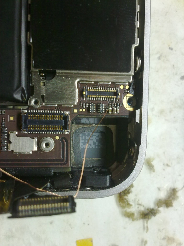 i phone 4 back n front camera solution 09102012402