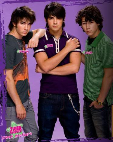 Jo Bros's pictures ___The_Jonas_Brothers____by_Klan_Ro