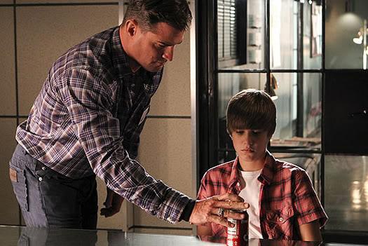 Justin Bieber first look on CSI Justin-Bieber-CSI-2