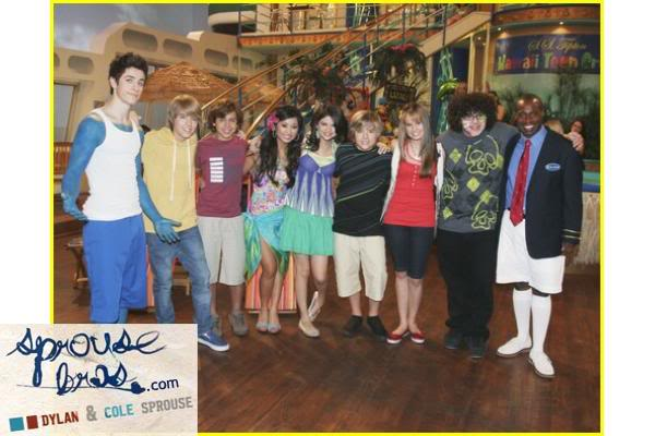Wizards on Deck with Hannah Montana 1244805875