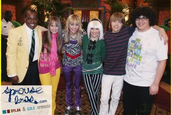 Wizards on Deck with Hannah Montana 1244807933