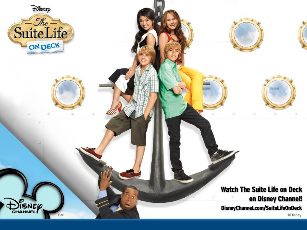 The suite life on deck Cast_1024x768