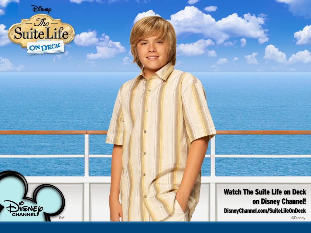 The suite life on deck Zack_1024x768