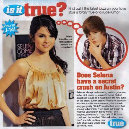 Justin Bieber từng đề nghị khiếm nhã với Selena Gomez T368539-1