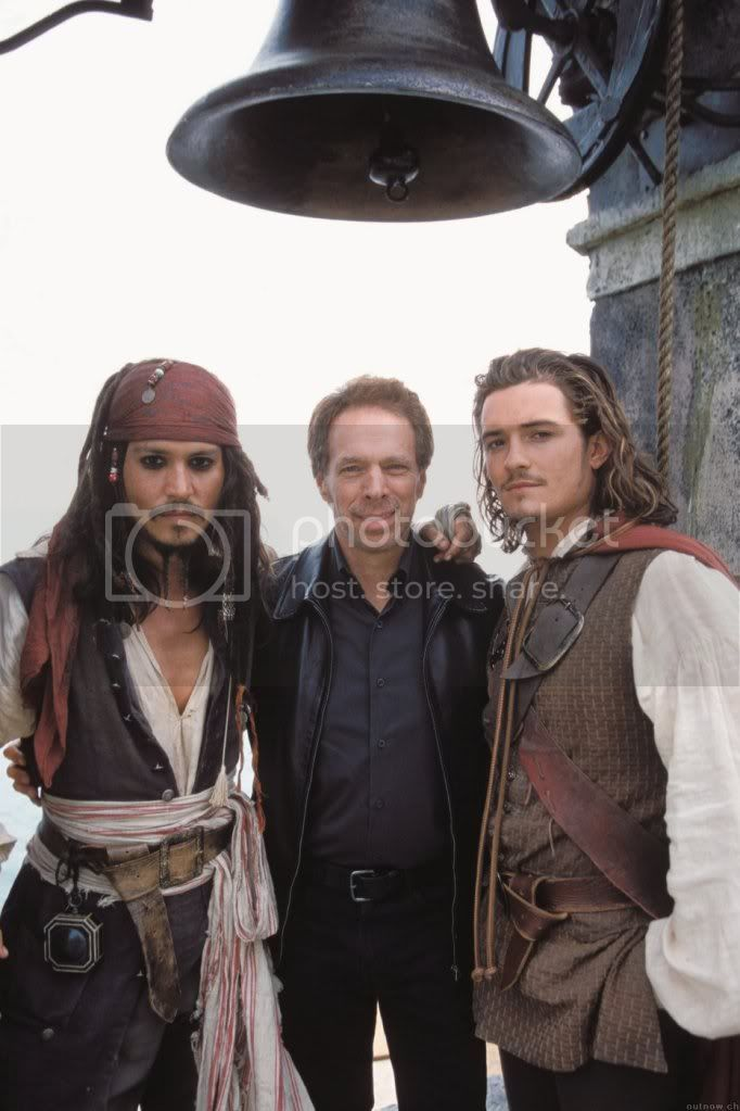 Pirates of the Caribbean: The Curse of the Black Pearl 01