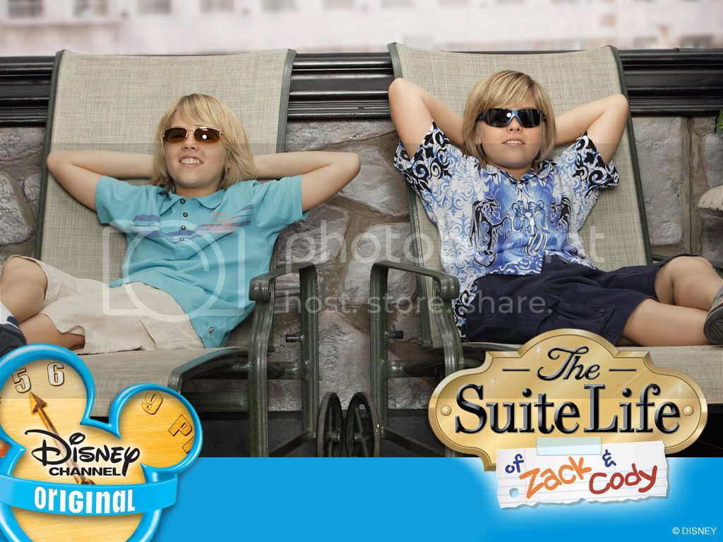The suite life of Zack & Cody 1024x768-twins