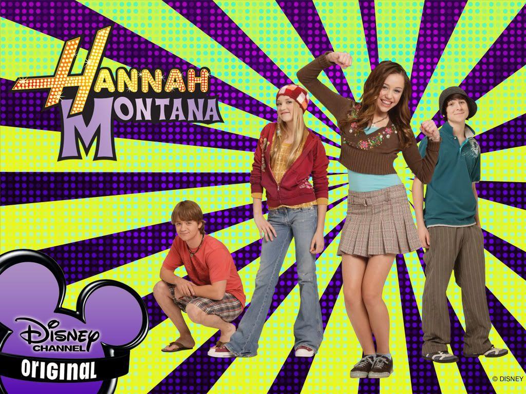 Hannah Montana 1024x768_friends