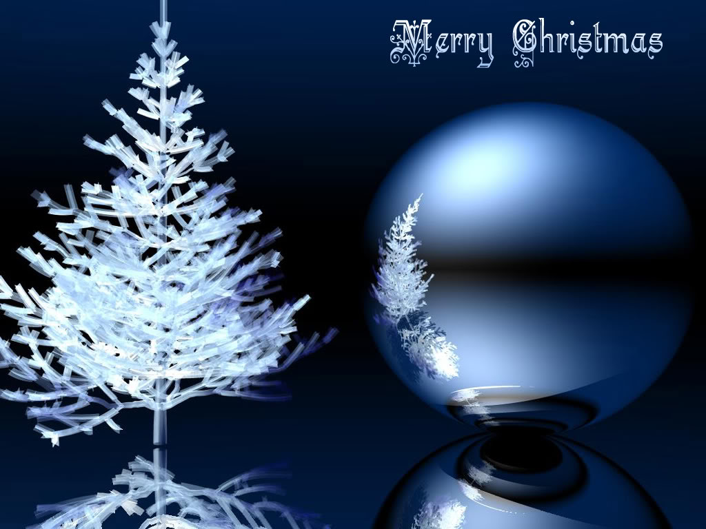 Some cute wallpapers I found (almost are black and blue) 3d-ice-christmas-wallpaper