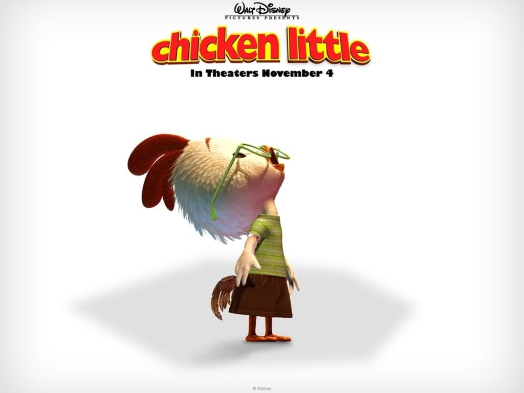Chicken little ChickenLittleWallpaper1280x960
