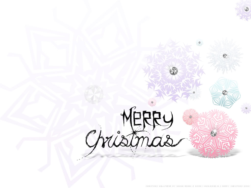 Some cute wallpapers I found (almost are black and blue) ChristmasWallpaper01b01