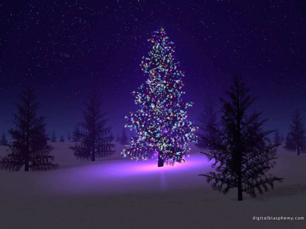 Some cute wallpapers I found (almost are black and blue) Christmas_wallpaper__002918_